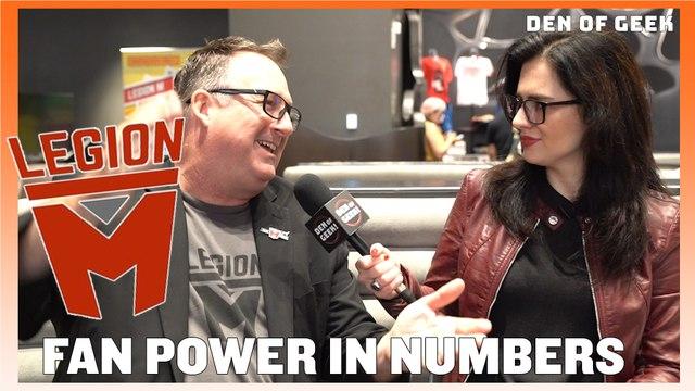 Legion M - Jeff Annison Interview