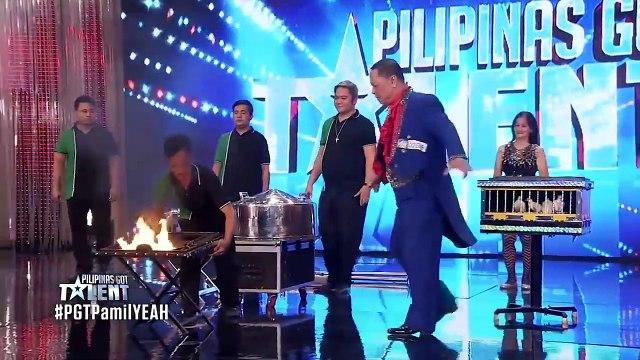TOP 5 Magicians Around The World 2018 _ Magicians Got Talent