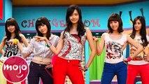 Top 10 Iconic K-Pop Dances