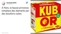 Une fausse princesse vole pour plus d'un million d'euros de bijoux et les remplace par des cubes Maggi