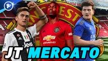 Journal du Mercato : Manchester United en pleine ébullition, Saint-Étienne continue de s'activer