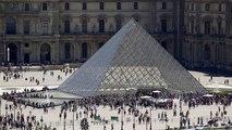 Le musée du Louvre est surchargé