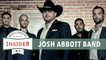 Josh Abbott Band Wants To Work With Paul McCartney And Miranda Lambert To Name A Few