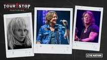Tour Stop: Christina Aguilera, Keith Urban, Goo Goo Dolls