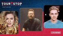Tour Stop: Kelly Clarkson, Dierks Bentley, Jesse McCartney