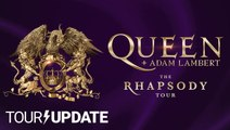 Queen and Adam Lambert Announce The Rhapsody Tour