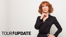 Kathy Griffin Makes Comeback on Laugh Your Head Off World Tour