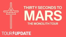 Thirty Seconds to Mars Brings The Monolith Tour to Life