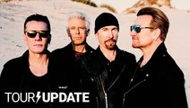 U2 is Celebrating 30 Years of 'The Joshua Tree' on Tour
