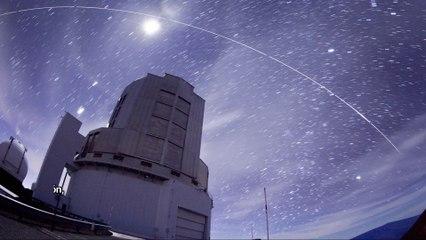 Identifican el borde exterior de nuestra Galaxia la Vía Láctea y encuentran estrellas viejísimas