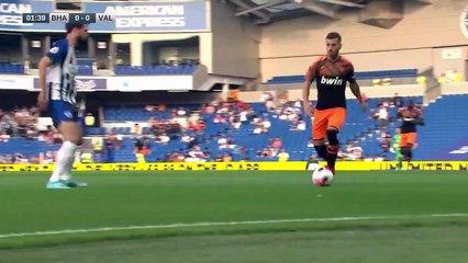 RE-LIVE: Brighton and Hove Albion v Valencia CF