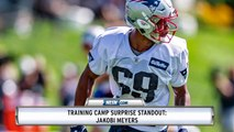 Biggest Surprise Standouts For Patriots In Training Camp
