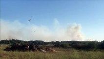 Incendies dans le Gard : le feu  de Générac  a parcouru une surface de plus de 150 hectares