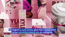 Kylie Jenner Responds to Backlash Over Money-Themed Cosmetics Collection