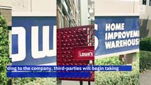 Lowe's to Layoff Thousands of Employees