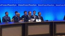 Astana-13 talks on Syria conflict end without concrete progress