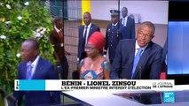 Bénin : interdit d'élection pendant 5 ans, Lionel Zinsou réagit sur France 24