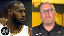 David Griffin sets the record straight on his LeBron James comments - The Jump