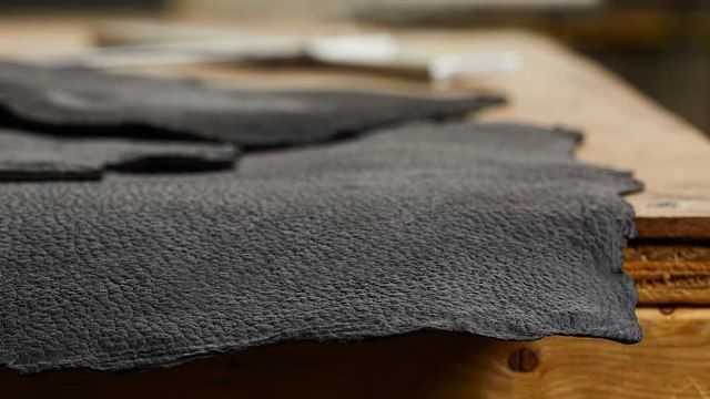 This Leather Is Made From Mushrooms
