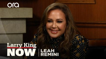 Leah Remini and Michelle Visage explore their different parenting styles