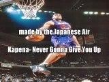 Nba basketball - Dunks - Kobe bryant & michael jordan