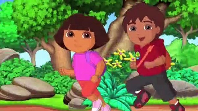 Dora the Explorer S07E08 - Dora and Diego's Amazing Animal Circus Adventure