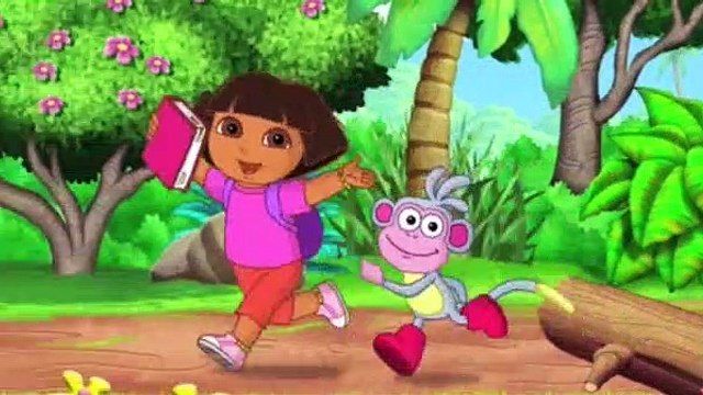 Dora the Explorer S07E13 - Check Up Day