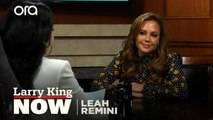 Leah Remini on why she was always a bit of an outsider in Scientology