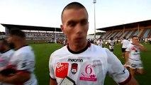 Interview Ethan Dumortier (LOU) après LOU-FCG à Bourgoin-Jallieu