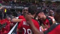 21/09/16 : Giovanni Sio (41') : Rennes - Marseille (3-2)