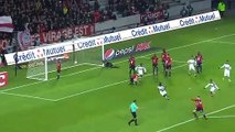 17/12/16 : Paul-Georges Ntep (22') : Lille - Rennes (1-1)