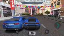 "Illegal Drift Racing ""Lambo Gallardo LaFerrari"" Speed Car City Race Games - Android Gameplay #3"