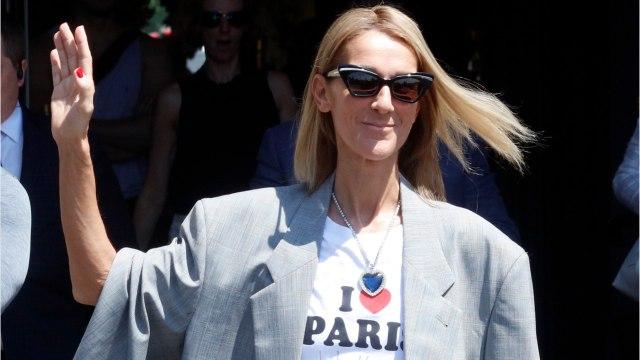 Celine Dion Rocks Now Pixie Cut On Cover Of Harper's Bazaar