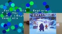 Full version  Explorer: Book Three: The Hidden Doors (Explorer Series) Complete