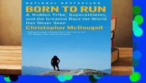 About For Books  Born to Run: A Hidden Tribe, Superathletes, and the Greatest Race the World Has