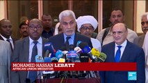 Sudanese leaders announce agreement on constitutional declaration