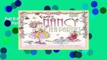Full E-book  Fancy Nancy Tea Parties Complete