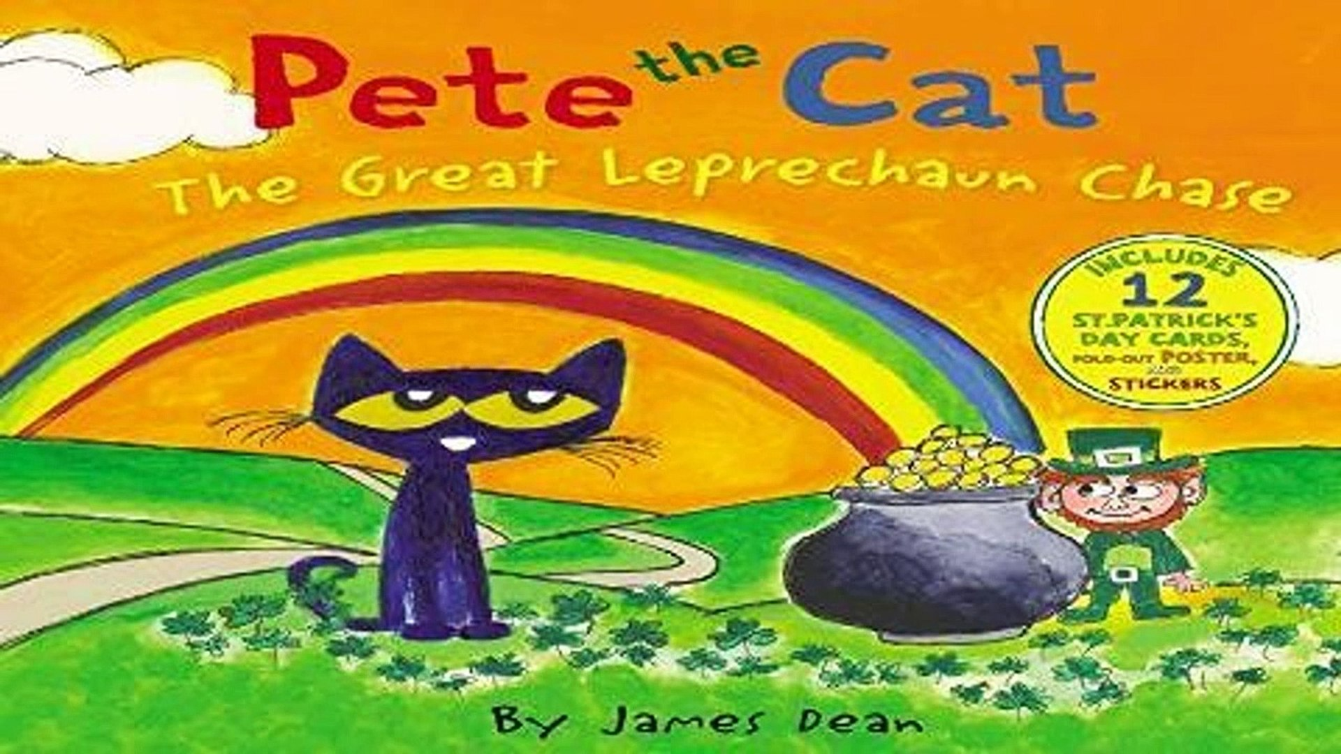 Pete the Cat  PETE THE CAT: THE GREAT LEPRECHAUN CHASE  Best Sellers Rank : #5