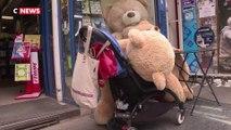 Les ours en peluche sont de retour dans la capitale