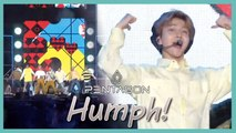 [HOT] PENTAGON- Humph! ,  펜타곤 - 접근금지 Show Music core 20190803