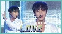 [HOT] PARK JIHOON  - L O V E ,  박지훈 - L O V E Show Music core 20190803