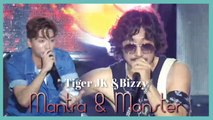 HOT] Tiger JK & Bizzy - Mantra+Monster ,  타이거JK & Bizzy - 끄덕이는 노래+Monster  Show Music core 20190803