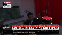 Christophe Castaner se rend dans le Gard, où a eu lieu le crash d'un bombardier d'eau vendredi