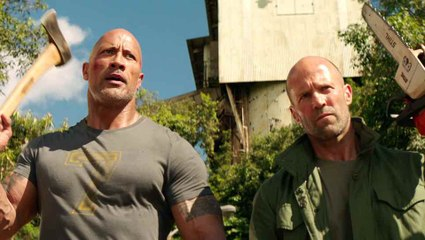 Fast & Furious : Hobbs & Shaw - Bande annonce HD 3