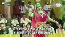 वृंदावन मंदिर में सांसद हेमा मालिनी मोहक नृत्य प्रस्तुति