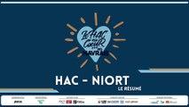 HAC - Niort (1-1) : le résumé vidéo du match