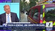 """Crash à Générac: Jean Serrat, consultant aéronautique de BFMTV assure """"que l'âge ne veut rien dire, l'avion peut être en très bon état"""""""