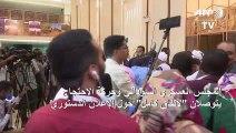 """المجلس العسكري السوداني وحركة الاحتجاج يتوصلان """"لاتفاق كامل"""" حول الإعلان الدستوري"""