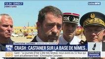 """Christophe Castaner sur le crash à Générac :  """"Sauver c'est le risque de périr aussi"""""""