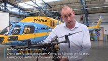 Spanische Polizei macht mit Drohnen Jagd auf Verkehrssünder